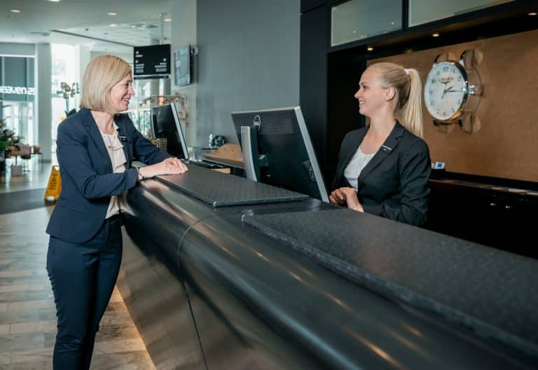 Lisette Norberg, Director of Front Office & Spa, Gothia Towers/Upper House