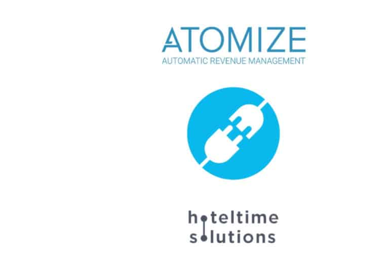 HotelTime integrates with Atomize