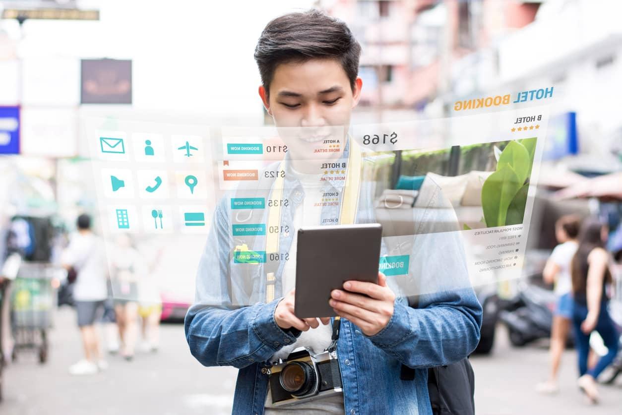 Future of hotel technology