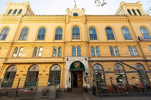 Frimurarhotellet in Kalmar