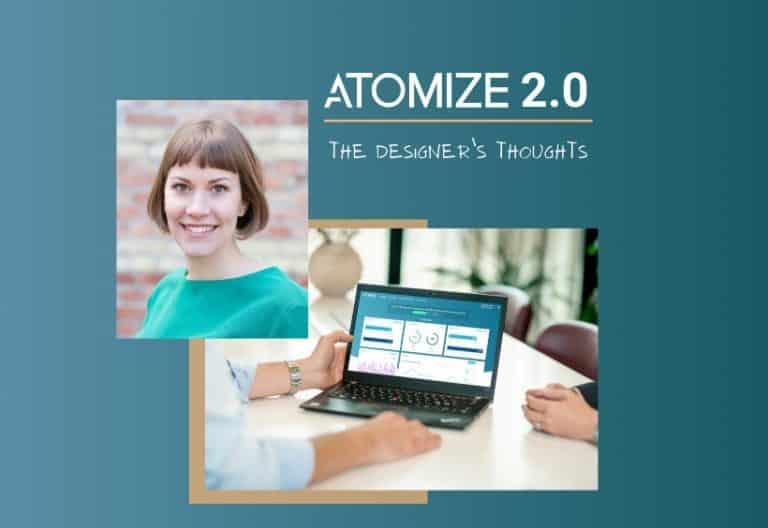 Designer´s thoughts Atomize 2.0