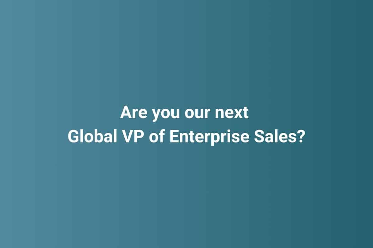 Atomize Global VP of Enterprise Sales