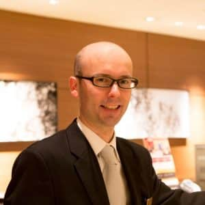 Frederic Turpin, Revenue and Marketing Manager, Wayfarer Group