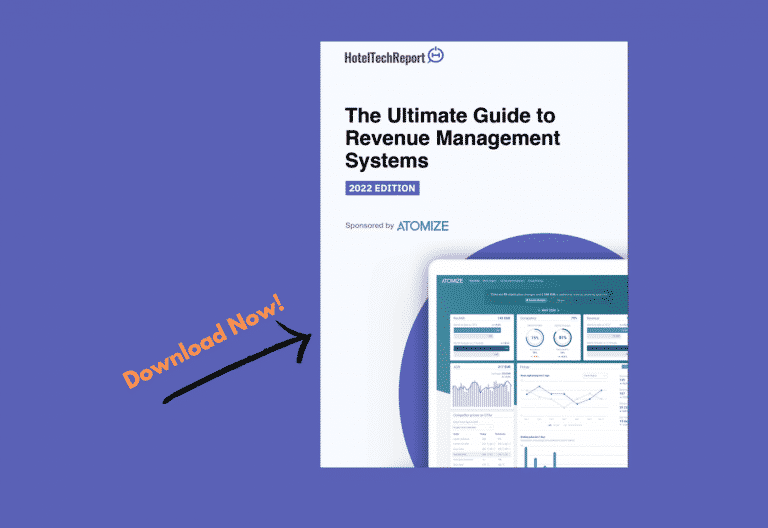 buyer's guide revenue management system